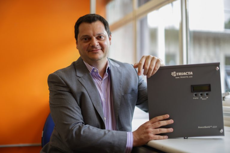 Mauro Vitorazo, diretor da Eficienergy