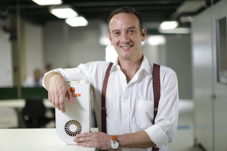 Fernando Brucoli, da EnerCycle