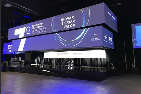 Empresas da Incubadora USP/IPEN – Cietec são destaque no  7º Congresso Nacional de Inovação